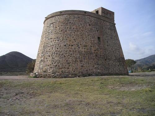 castillo de Mecenas.