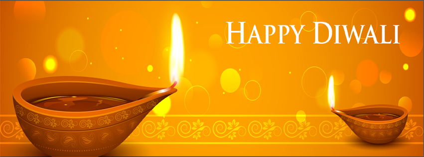 Advance Happy Diwali Fb Timeline Covers