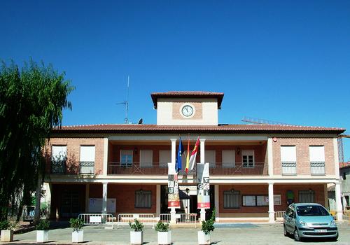 Villanueva de la Torre, Guadalajara. Ayuntamiento