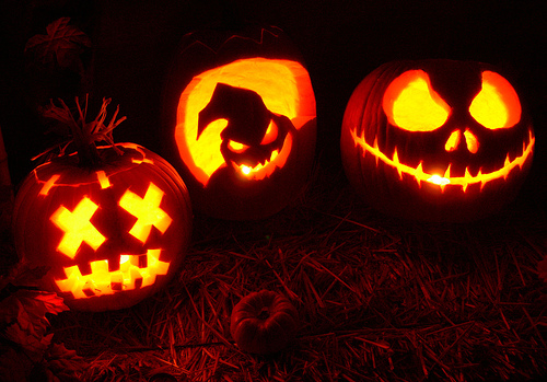 pumpkin carving pictures