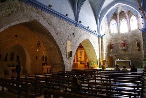 Esglèsia de St Vicenç, Àger