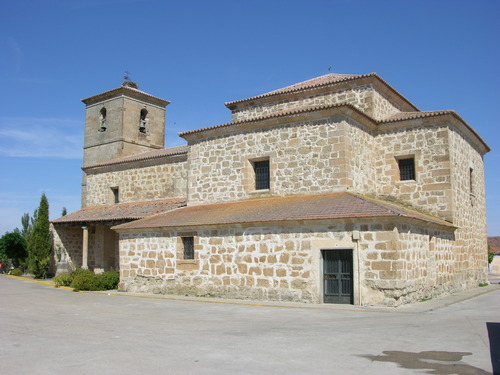 Iglesia Parroquial de Negrilla de Palencia - Salamanca - España