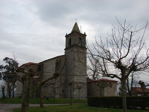 Iglesia de Suesa (Cantabria)