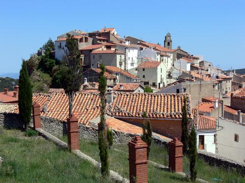 CHODOS (XODOS). Provincia de Castellón. Comarca de L´Alcalaten.