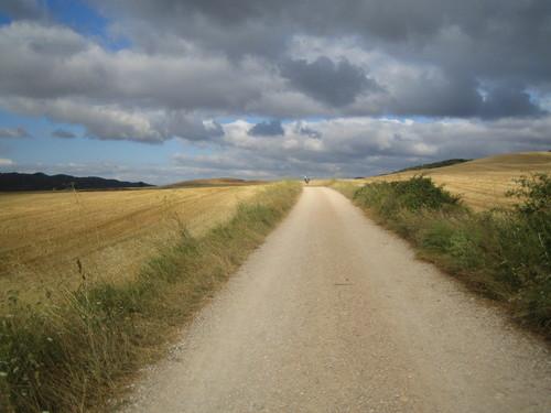 Il Cammino - Uscendo da Villamayor de Monjardin