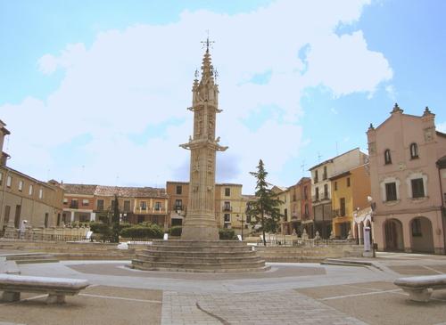 Rollo. Villalón de Campos, Valladolid.