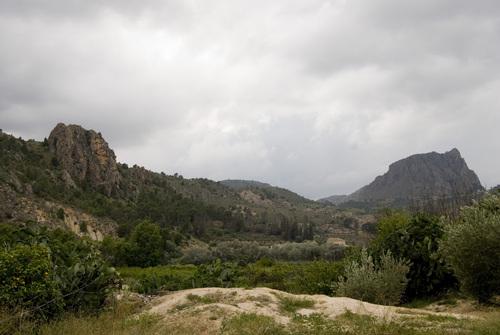 Valle de Ricote (Región de Murcia)