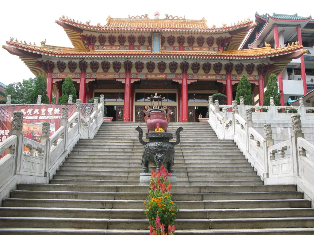Fung Ying Sin Koon Main Temple