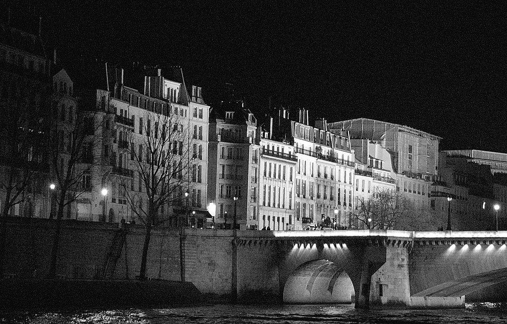 Parigi....dalla Senna...