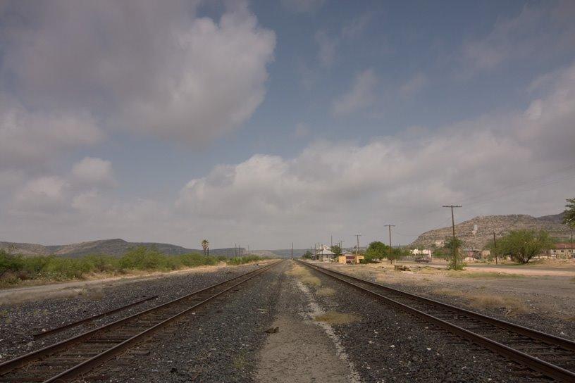 west down train tracks