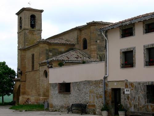 SAN TORCUATO (Valle del río Oja). La Rioja. 2007. 04. Iglesia de San Pablo (sXV-XVI).