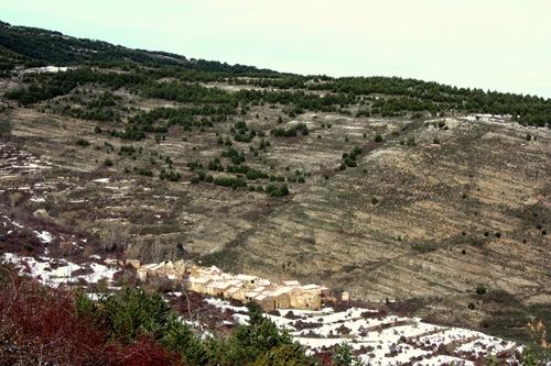 Despoblado de Lería, Soria.