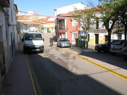 Calle de la Libertad