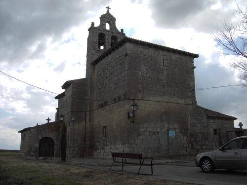 Iglesia de Paredes del Monte (Palencia)