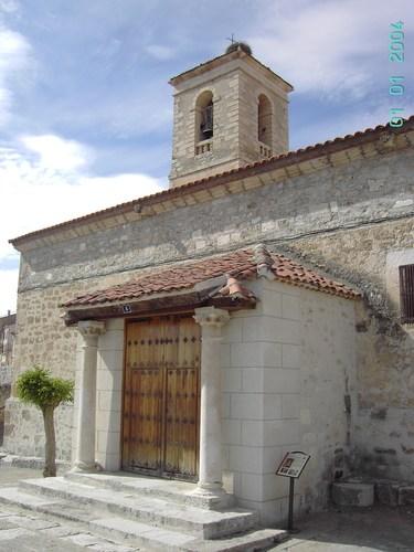 Iglesia de San Martin - Sacramenia (Segovia)