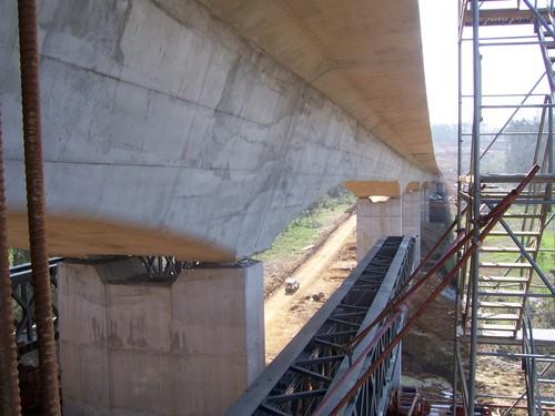 Viaducto desde la autocimbra I