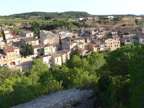 Vista de Vallclara