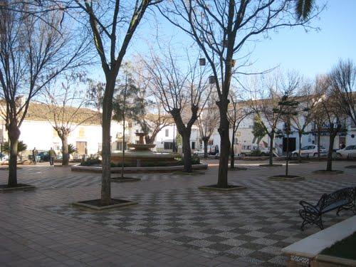 fuente plaza andalucía