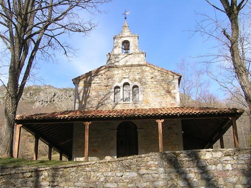 Ermita del Roblo (Valbuena de Roblo)