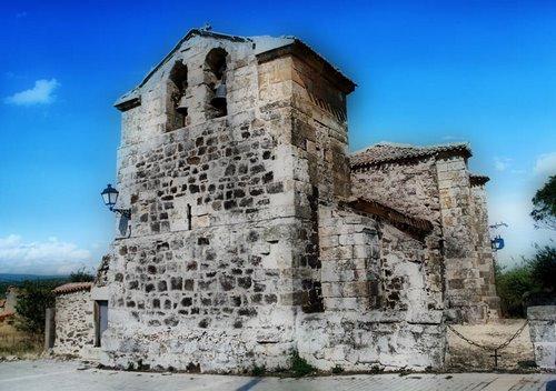 Iglesia de Toledillo.