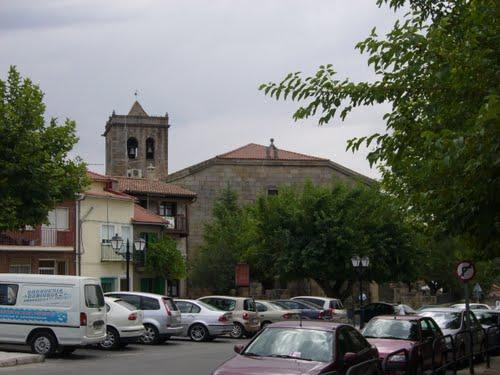 Iglesia de La Adrada