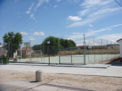 Polideportivo de Santo Domingo de las Posadas