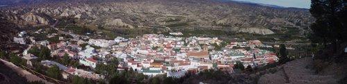 Instinción Desde El Cerro De La Cruz