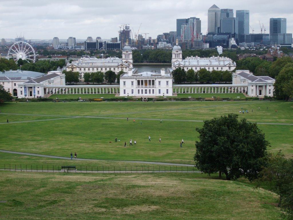 Greenwich-i park