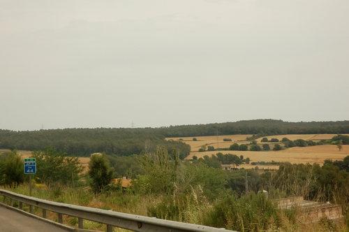 AP-7 KM44 view east