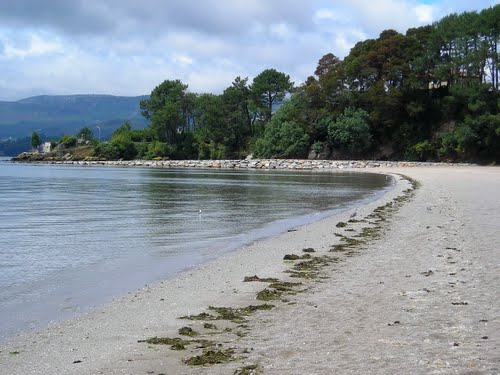 Praia de Tanxil