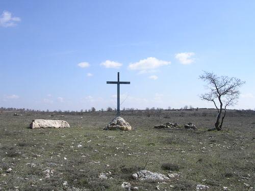Cruz de Carracortes