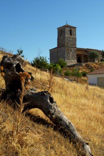 Iglesia de Padilla.