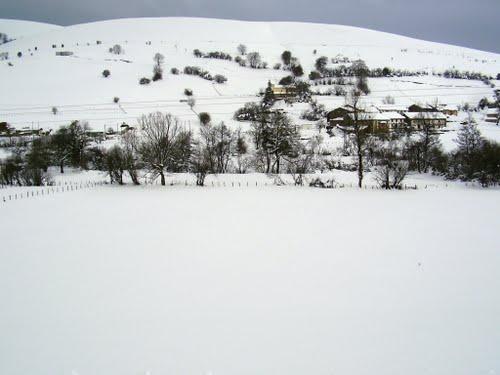 Santa Olalla nevada
