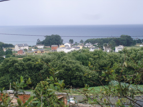 Vista desde RIBELA (CANGAS DE FOZ)