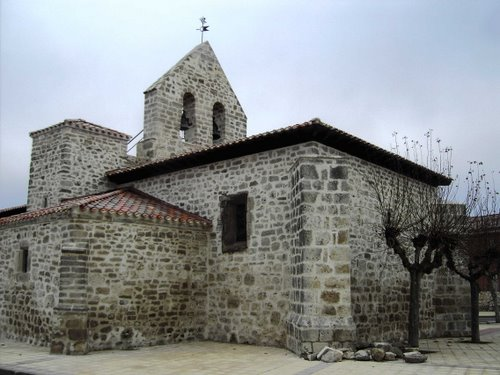 Iglesia de Villalonquéjar (Burgos)