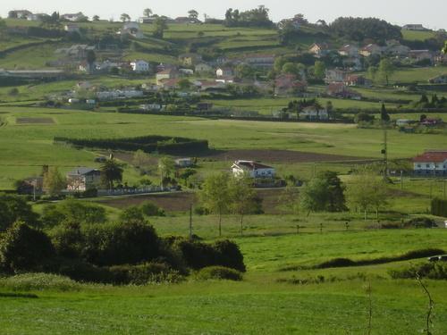 alrededores de bañugues - Asturias
