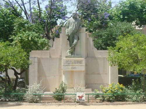 VILA-REAL - Monument Polo de Bernabé