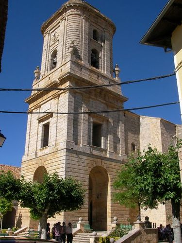 Iglesia de Villasilos