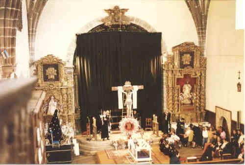 Semana Santa en Peraleda