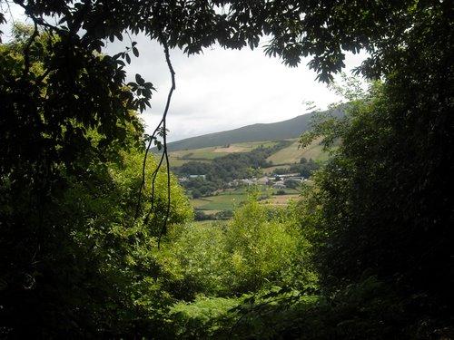 Vista de Toca desde La Balsa