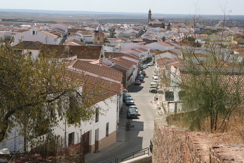 El Almendro y Villanueva de los Castillejos