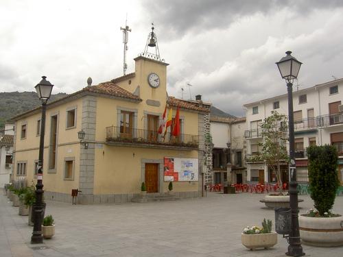 Ayuntamiento de Navaluenga, Avila.(Estepa 32)
