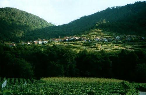 Remoiño: A lovely place. Un lugar con encanto