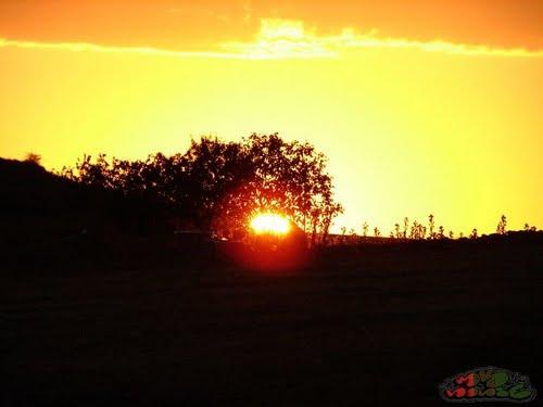 Cimanes - Puesta de Sol 1