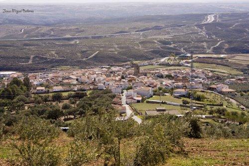 Cañaverval Pueblo Panoramica