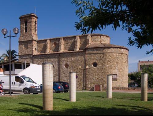 Santa Maria church, by Julio M. Merino