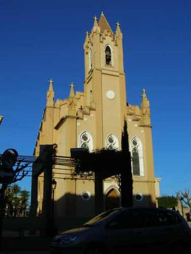 Iglesia de La Concepción-Totana (Murcia)