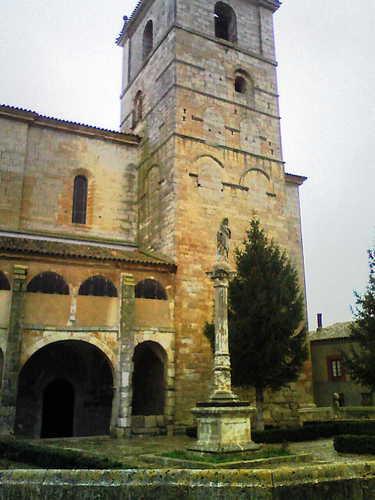 Iglesia de Santa Eugenia, S - XVI, Astudillo (Palencia)