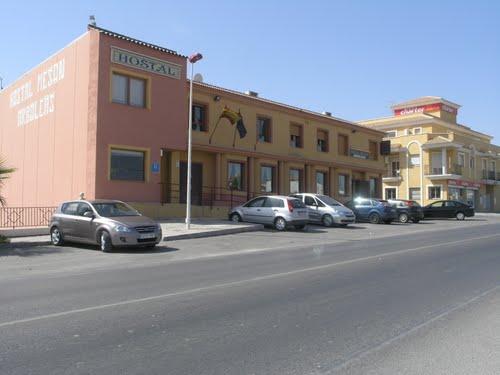 Hostal Meson & Supermarket Arboleas
