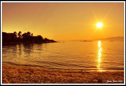 Ensenada de Vilaxoán / Vilaxoán Cove